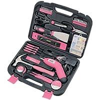 Apollo Tools 135-Piece Household Tool Kit