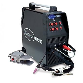 Eastwood 200 amp Tig - Soldador para aluminio, acero inoxidable o ...