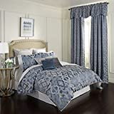Beautyrest 17034BEDDKNGLAP Normandy Comforter Set, King, Lapis