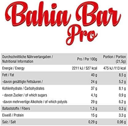 [Gesponsert]GOT7 50% Protein Bar 60g - Protein Riegel ohne Zuckerzusatz - Low Sugar Eiweißriegel - Fitness Riegel - Geschmack