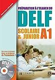 DELF Junior A1 Book with CD - Hachette