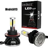 IMOSONTEC H13 Hi/Lo G5 LED Headlights For Cars Super Brig...