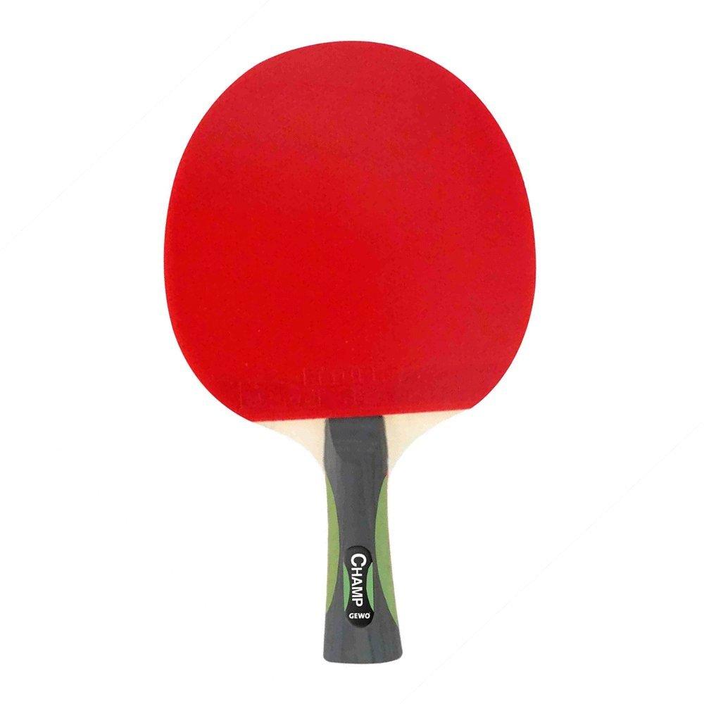 Tenis de mesa | Gewo bate de Champ: Amazon.es: Deportes y aire libre