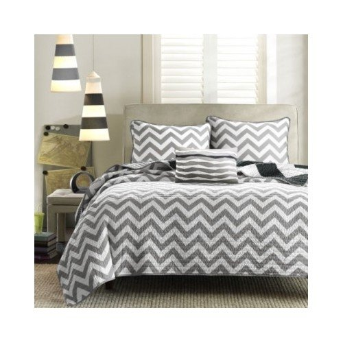 libra reversible chevron comforter set in black white reversible modern black white chevron quilt bedding set 908