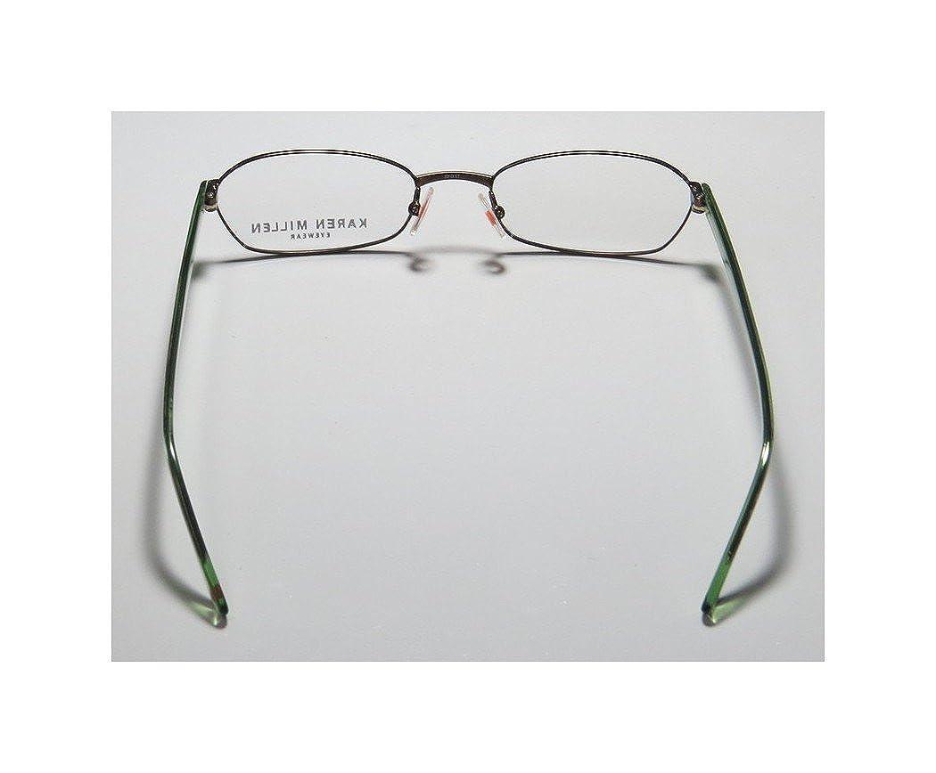 8c01141ef1b Amazon.com  Karen Millen Km0064 Mens Womens Designer Full-rim Classic Adult  Size Budget Eyeglasses Eye Glasses (50-17-140
