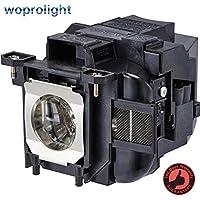 ELP LP87 Replacement Projector Lamp with Housing for Epson BrightLink 536Wi PowerLite 520 PowerLite 525W PowerLite 530 PowerLite 535W