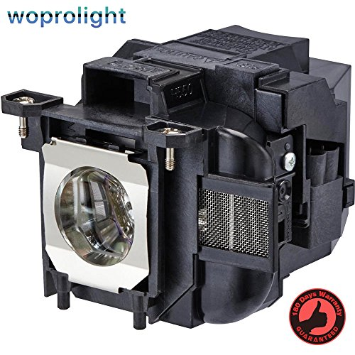 520 Projector (ELP LP87 Replacement Projector Lamp with Housing for Epson BrightLink 536Wi PowerLite 520 PowerLite 525W PowerLite 530 PowerLite 535W)