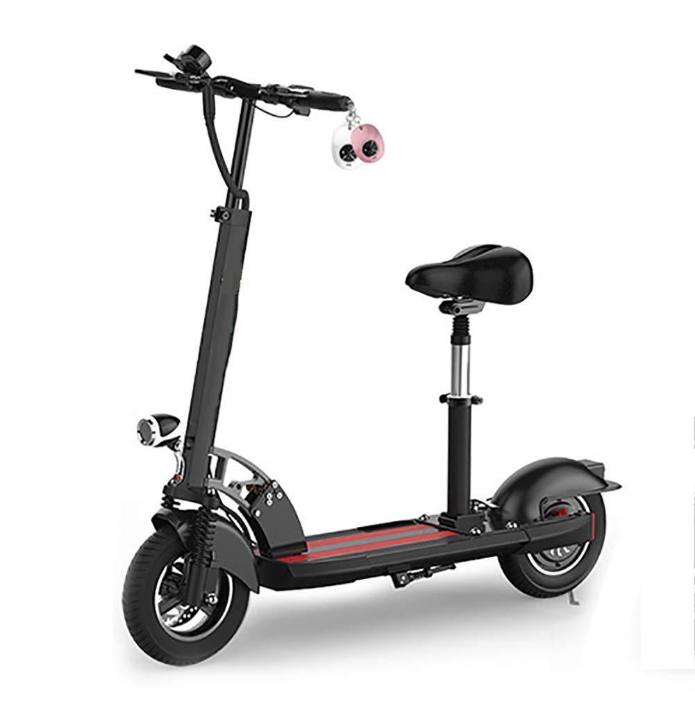 Amazon.com: TX Patinete eléctrico plegable de transporte ...
