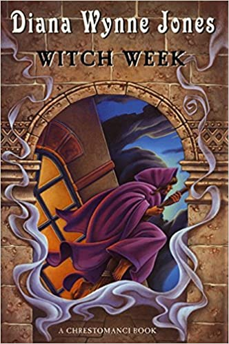 Image result for witch week diana wynne jones
