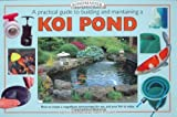 img - for A Practical Guide to Building and Maintaining a Koi Pond: An Essential Guide to Building and Maintaining (Pondmaster) by Keith Holmes (2002-07-15) book / textbook / text book