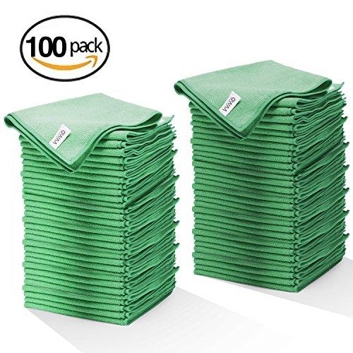VVIVID Plush Micro-Fiber Towels BULK PACK (100qty)