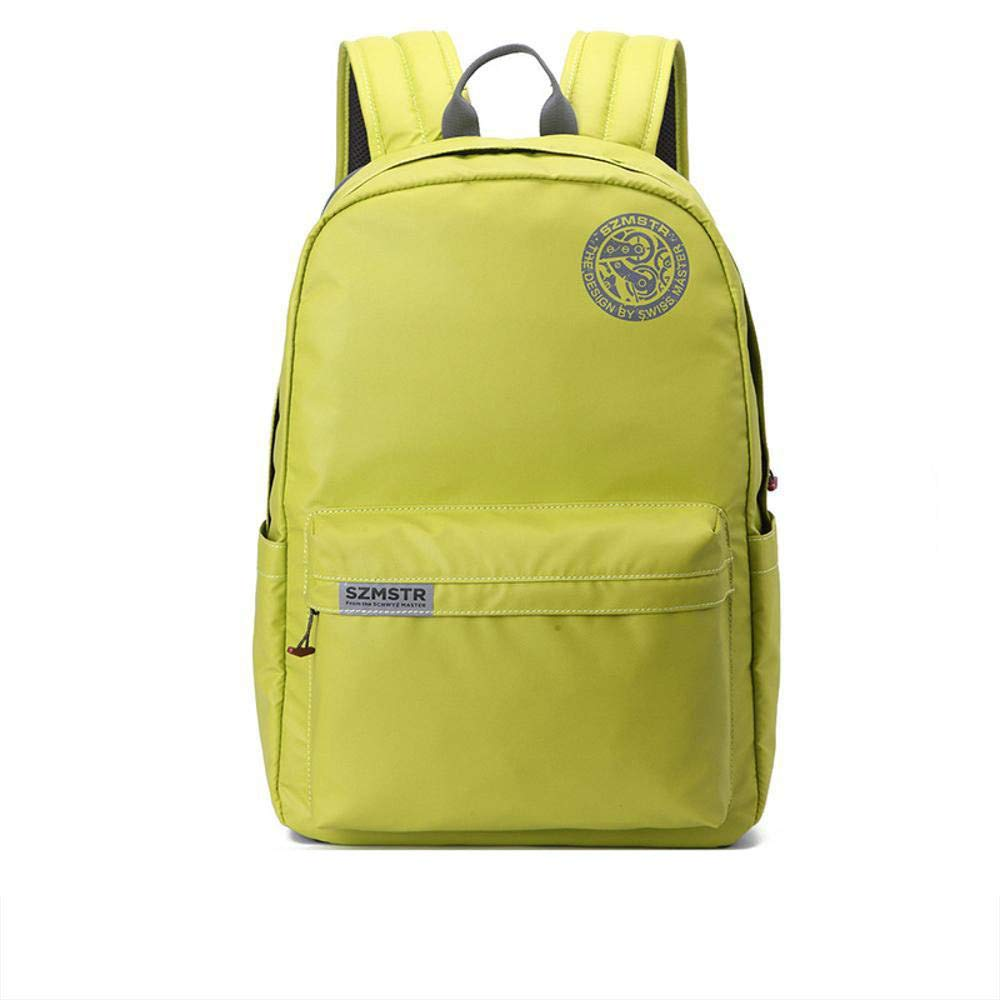 NuoEn Sports Backpack Men and Women Fashion Computer Travel Bag Casual Simple Student Backpack