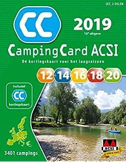 CampingCard 2018 GPS 20 countries ACSI - conjunto de dos libros Tomo I y II: Amazon.es: ACSI Publishing BV: Libros en idiomas extranjeros