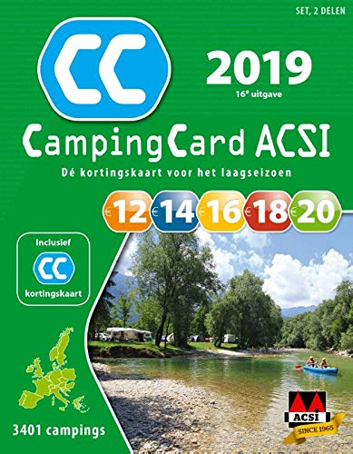 ACSI CampingCard set 2019 (ACSI Campinggids): Amazon.es: ACSI ...