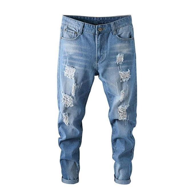 Jeans Hombre Original Jersey Camiseta Manga Corta Pantalones ...
