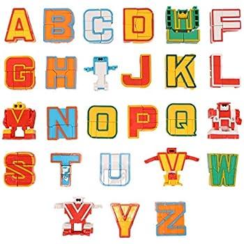 Amazon.com: IQ Toys ABC - Juego de accesorios de aprendizaje ...