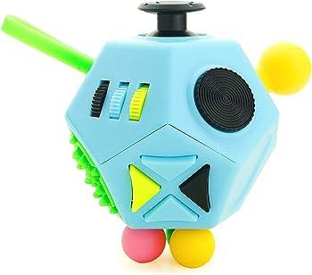 YUDOTE Durable Portable Fidget Cube