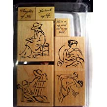 Stampin' Up! Sketches Rubber Stamp Set