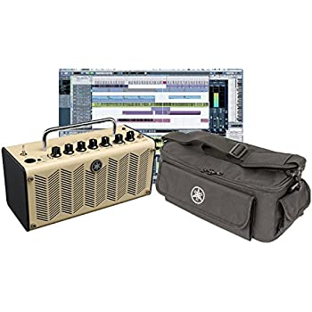 yamaha thr5 10 watt 5w 5w stereo amplifier w cubase al software and gig bag. Black Bedroom Furniture Sets. Home Design Ideas