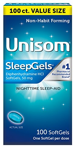 (Unisom SleepGels 100 Count Value Pack (Pack of 2))