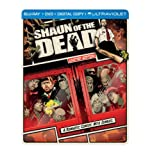 Shaun of the Dead (Steelbook) (Blu-ray + DVD + Digital Copy + UltraViolet)