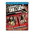 Shaun of the Dead (Steelbook) (Blu-ray + DVD + Digital Copy + UltraViolet)