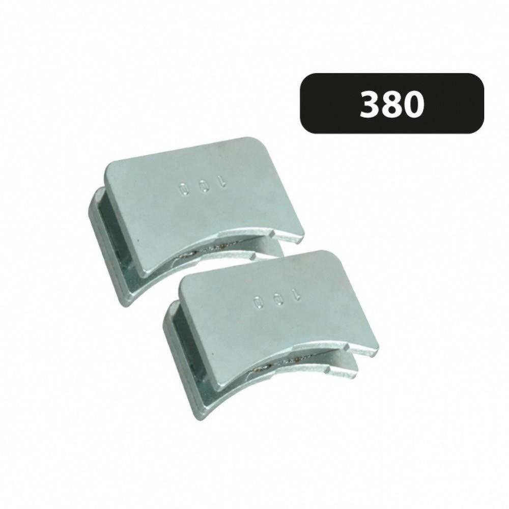 380.700.100 Leman Jeu de 2 positionneurs magn/étiques de fers pour D 100 mm Leman