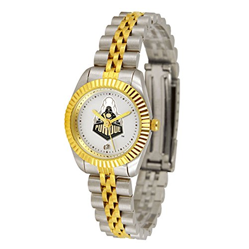 Purdue Boilermakers NCAA ''Executive'' Ladies Watch by SunTime