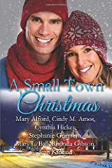 A Small Town Christmas: Contemporary Paperback
