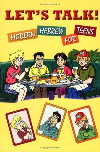 Download Let's Talk! Modern Hebrew for Teens pdf epub