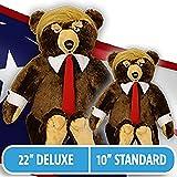 Deluxe Trumpy Bear with Standard Trumpy Bear