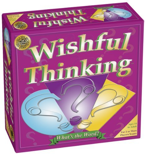 Wishful Thinking - Board Game (A Word That Starts With J)