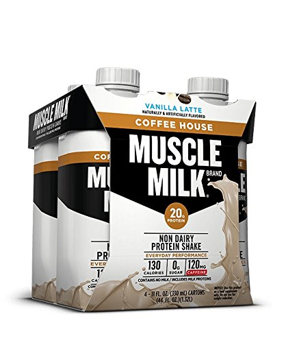 Cytosport Muscle Milk Coffee RTD Vanilla Latte 12/11oz