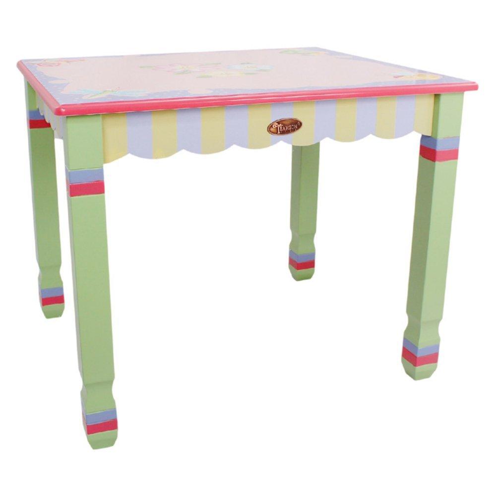 Fantasy Fields Kinder Mädchen Magic Garden Kids Holztisch (ohne Stühle) Stühle) Stühle) W-7484A1 aea22c