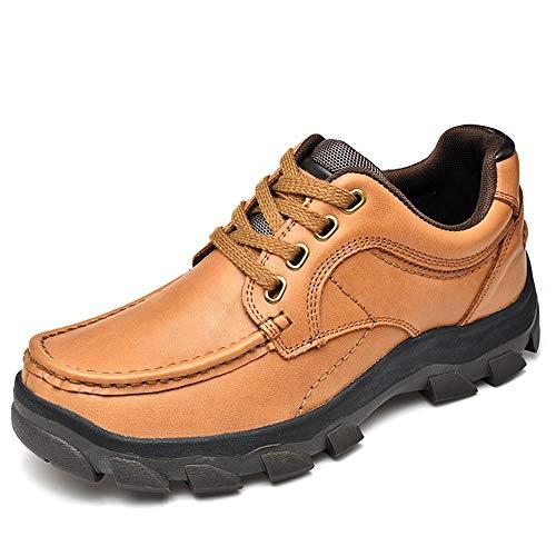 Marron 39 Eu shoes Pour Clair Homme Bottes Sry qOwZYZI