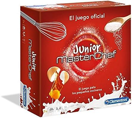 Clementoni - Master Chef, Juego Junior (550999): Amazon.es ...