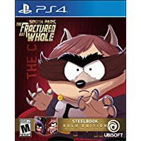 South Park: The Fractured But Whole SteelBook Gold...