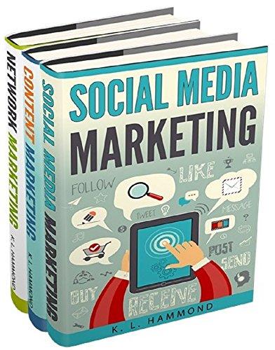 Social Media Marketing: Social Media Marketing, Content Marketing & Network Marketing