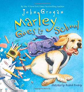 Bad dog marley kindle edition by john grogan richard cowdrey marley goes to school fandeluxe Image collections