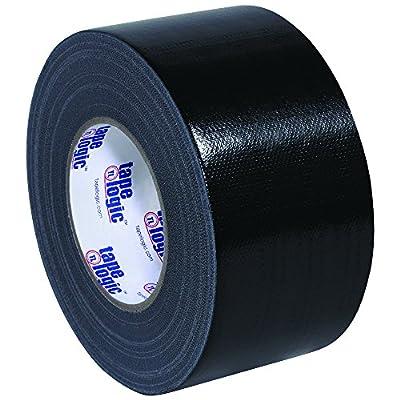 "Tape Logic T988100B 10.0 Mil Duct Tape, 3"" x 60 yd, Black6 from Tape Logic"