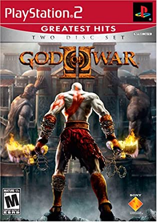 God of War II (輸入版: 北米): Amazon.es: Videojuegos
