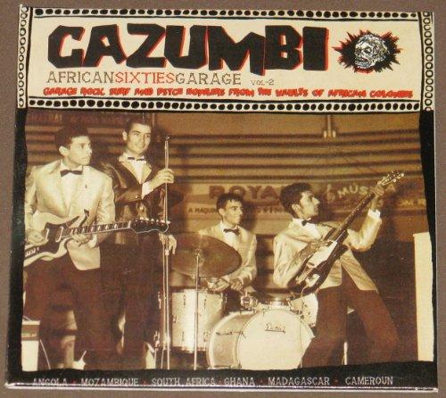 Cazumbi - African Sixties Garage Vol. 2 (Stock Kilt)