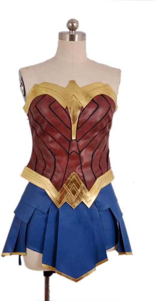 BLL Traje de Anime de Cosplay de la Wonder Woman, Ropa de ...