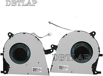 DBTLAP Cooling Fan Compatible for Asus Zenbook UX530 UX530U UX530UQ UX530UX UX530UN Cooling Fan EG50040S1-C930-S9A
