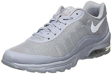 Nike Air MAX Invigor, Zapatillas para Hombre, Gris (Wolf Grey/White 005), 40 EU