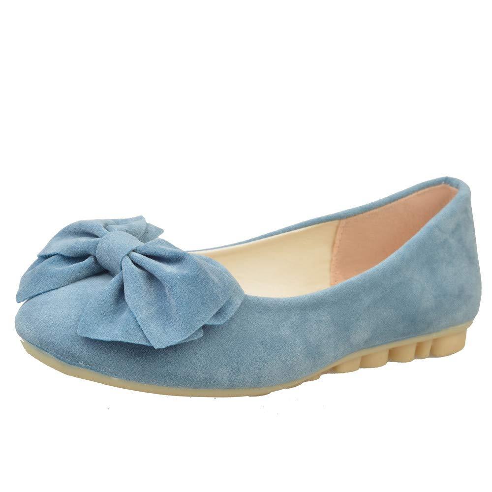 Bestow Zapatos con arvejas y guirnaldas de Mujer Zapatos Solos Zapatos para Bailar Oafers con Guisantes: Amazon.es: Ropa y accesorios