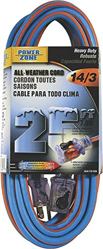 Power Zone ORC530725 Replacement-Range-Power-Cords