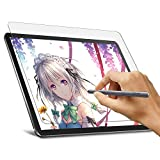 Tab S6 Lite Screen Protector,Paperfeel Screen Protector for Samsung Galaxy Tab S6 Lite 10.4 Inch, with S Pencil Compatible, Scratch Resistant Anti Glare (Color: Transparent, Tamaño: Large)