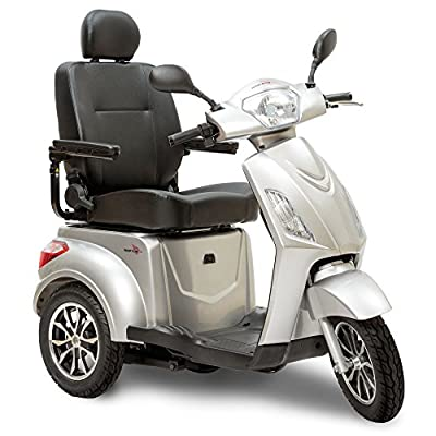 Pride Mobility Raptor 3 wheel scooter - Model R3-1700 Silver NEW Scooters sale