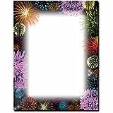 Fireworks Letterhead Laser & Inkjet Printer Paper, 100 pack